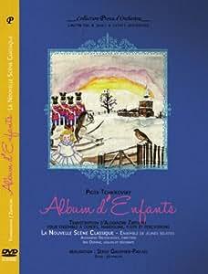 Tchaikovsky : Album d'enfants - DVD