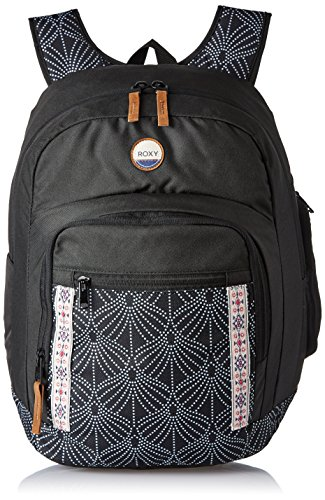 Roxy Sand Shine Zaino Casual, 44 cm, in The Breeze True Black