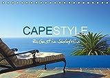 CAPESTYLE - Zu Gast in Südafrika CH - KalendariumCH-Version (Tischkalender 2019 DIN A5 quer): Südafrika bietet traumhafte Landschaften, kulturelle ... (Monatskalender, 14 Seiten ) (CALVENDO Orte)