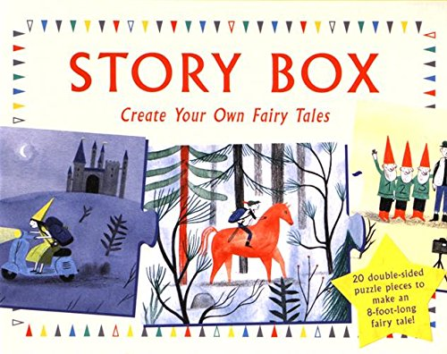 Price comparison product image Story Box: Create Your Own Fairy Tales (Magma for Laurence King)