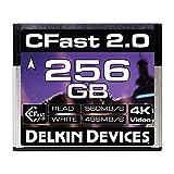 Delkin DDCFST560256 Cinema Cfast 2.0 -