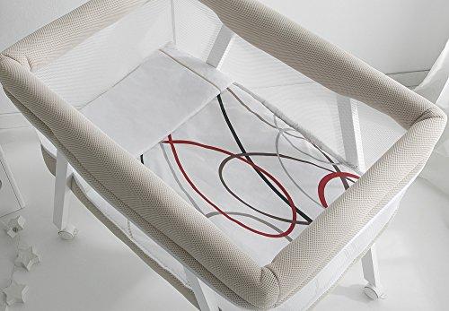 Micuna TX - 1701 Mini Fresh-Set da letto, 3 pezzi