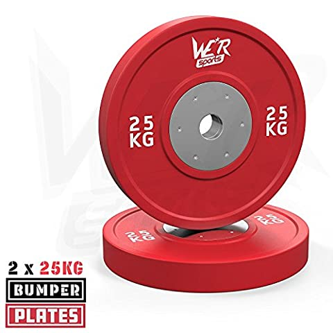 We R Sports Olympic Rubber IWF Bumper Weight Plates Competition Weightlifting Disc Plate (25)