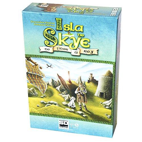 SD Games - Isla de Skye