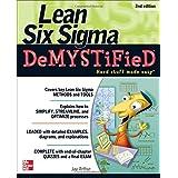 Lean Six Sigma Demystified: A Self-Teaching Guide by Jay Arthur (2006-12-21)