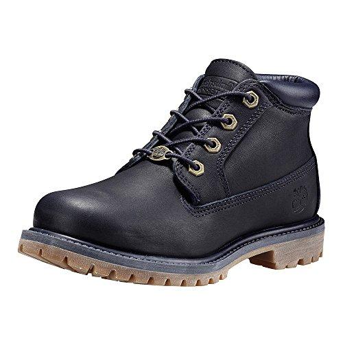 Timberland A19BK W/L Boot Nellie Chukka Double black iris, Schuhe Damen:38