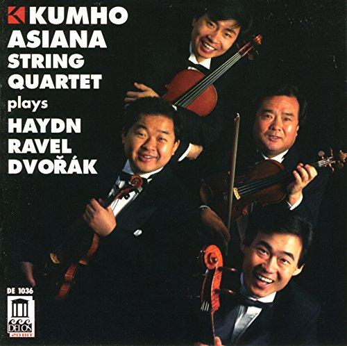 haydn-ravel-dvorak-string-quartets