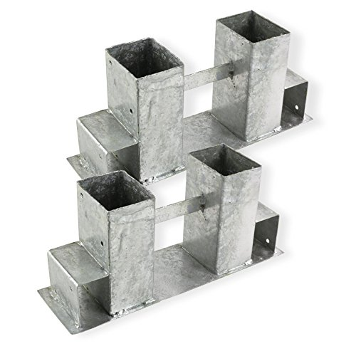 DEMA Holz - Stapelhilfe 2er - Set