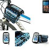 Fahrrad Rahmentasche für Kazam Life R5, Rahmenhalterung