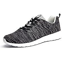 FLARUT Calzado Deportivo de Verano Zapatos para Correr en Montaña y Asfalto Aire Libre y Deportes Zapatillas de Running para Hombre Mujer