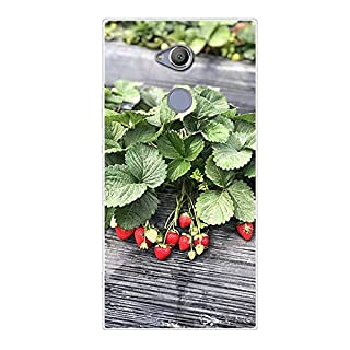 Aksuo for Sony Xperia XA2 Ultra Slim Shockproof Case, Exquisite Pattern Design Clear Bumper TPU Soft Flexible Rubber Silicone Skin Back Cover - Q-Sony Xperia XA2 Ultra-53