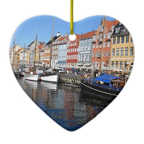 Tamengi Dscn2826 Jpg Nyhavn Copenhagen Keramik-Ornament - Alte Welt-stil Möbel