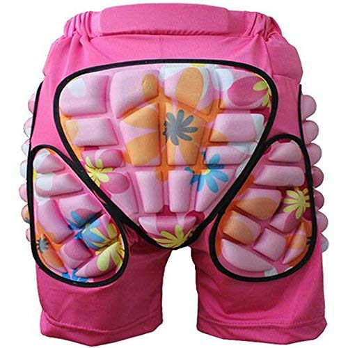 bf3e75ffdcf0 Pinmaoo d Pad Short Pants Breathable Lightweight Hip Butt Protective Gear  Guard Drop Resistance EVA Padded