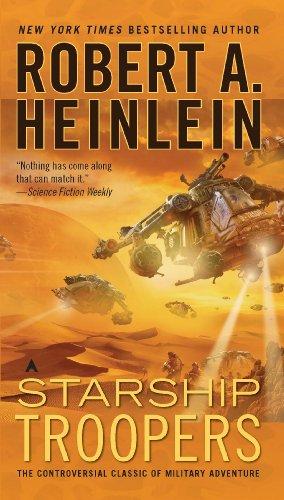 Télécharger des livres en ligne gratuitement Starship Troopers PDF CHM B004EYTK2C