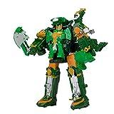Power Rangers - Mégazord Eléphant Ninja Steel, 43597