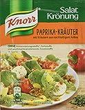 Knorr Salatkrönung Paprika Kräuter Dressing 5er-Pack, 450 ml