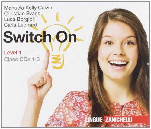 Switch on. Per la Scuola media. 7 CD Audio