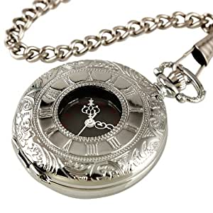 ESS WP001 – Pocket watch, stainless steel strap
