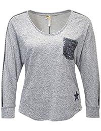 71e6227c752a Suchergebnis auf Amazon.de für  key largo langarmshirt grau  Bekleidung