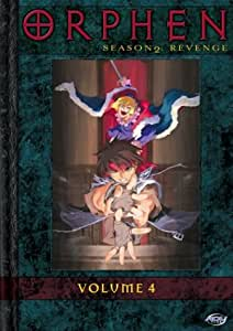Orphen Season 2: Requiescence Before the Storm 4 [DVD] [Region 1] [US Import] [NTSC]