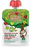 Cuore Di Frutta Frullato di Frutta, 12 x 90 gr