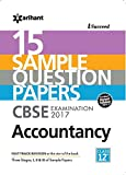 #3: CBSE 15 Sample Question Paper - Accountancy for Class 12