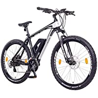"NCM Prague E-Bike Mountainbike, 250W, 36V 13Ah 468Wh Li-Ion Akku, 26""/27,5""/29"" Zoll"