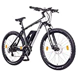 NCM Prague E-Bike Mountainbike, 250W, 36V 13Ah 468Wh Li-Ion Akku, 26