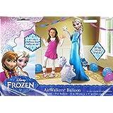 """Disney Frozen Elsa Airwalker 57"""" Fiesta Cumpleaños Jumbo Globo Decoración"""