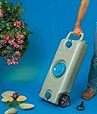 Aquamobil Inhalt 35 l, transport Frischwasser oder Abwasser, grau/blau, CKW Carysan