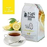 80 cápsulas de café compatibles A modo mio - Té de limòn - 80 Cápsulas compatible con maquinas A modo mio - Il Caffè italiano