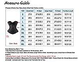 - 51CE6B6MBTL - Charmian Damen Vollbrustkorsett – Stickerei – Stäbchen & Rückenschnürung – Herzausschnitt – Burlesque