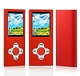 Advance Tech® 8GB Lettore musicali MP3, radio, video FM 1,8
