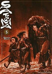 Satsuma, l'honneur de ses samouraïs Edition simple Tome 5