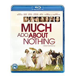 Much Ado About Nothing [Blu-ray] [UK Import]