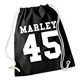 Certified Freak Marley 45 Gymsack Black