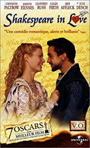 Shakespeare In Love - VOST [VHS]
