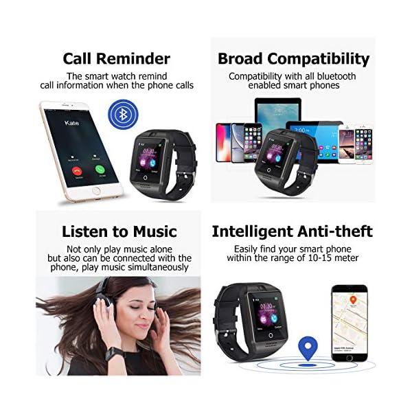 EUKK Smartwatch Reloj Inteligente 4