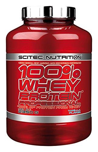 Scitec Whey Protein Profesional 2350 g Vainilla