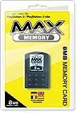 Playstation 2 - Max Memory Speicherkarte 8 MB