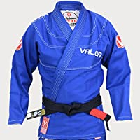 Valor Victory 2.0 Premium Lightweight BJJ GI Blue | Free Drawstring GI Bag