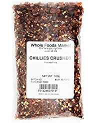 Whole Foods Market Chillies Crushed, 100 g