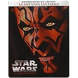 Star Wars I: La Amenaza Fantasma - Edición Metálica