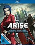Ghost the Shell Arise: kostenlos online stream