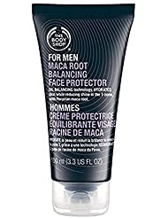 The Body Shop For Men Maca Root Balancing Face Protector - 100ml