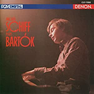 Schiff Plays Bartok