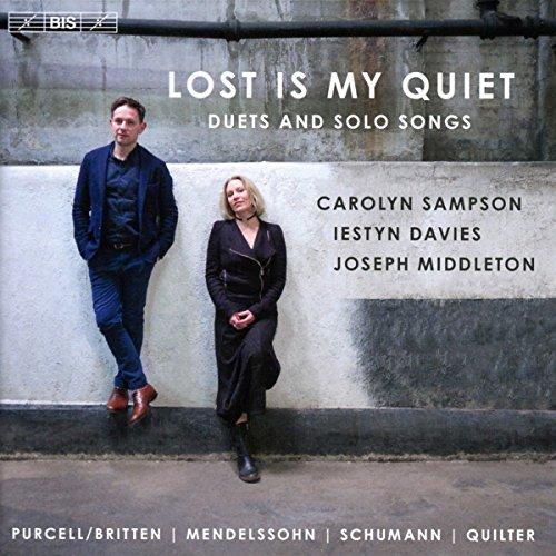 Lost Is My Quiet
