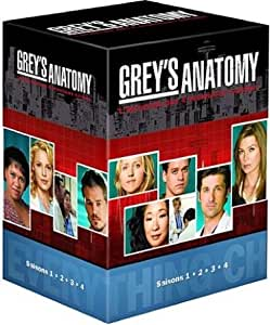 BUENA VISTA HOME ENTERTAINMENT Grey's Anatomy - Intégrale