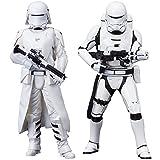 ARTFX + STAR WARS First Order Snow Trooper & Frame Trooper 2 Pack Force Awakening Edition 1/10 scale