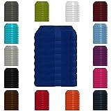 8 tlg. Handtuch-Set in vielen Farben - 8 Handtücher 50x100 cm - Farbe royal